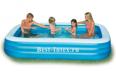 Intex Family Pool. Артикул 58484